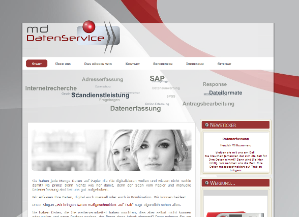 Screen-MD-Datenservice
